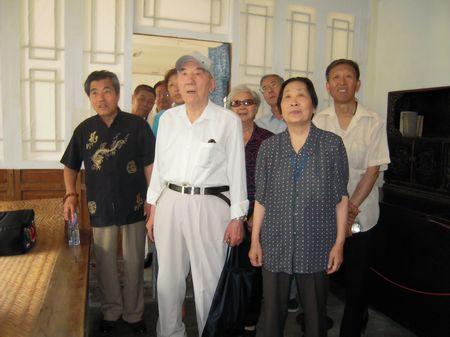 国家京剧院离退休党支部参观 李大钊故居